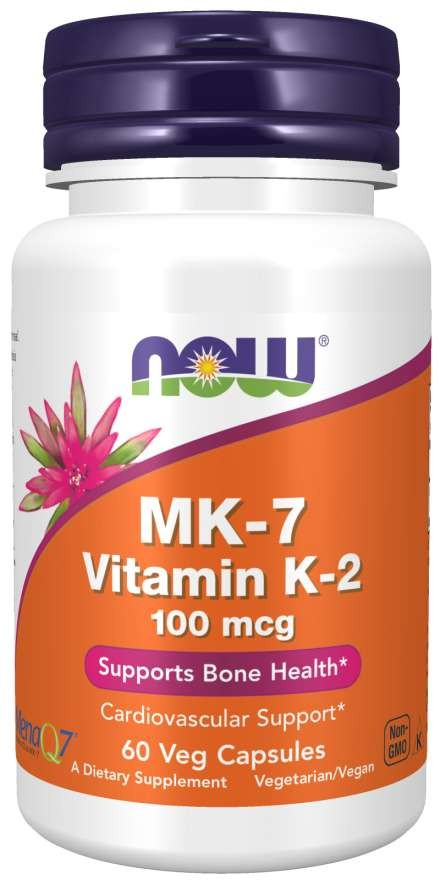 mk7 Vitamin K-2 100 mcg - 60 Vcaps®