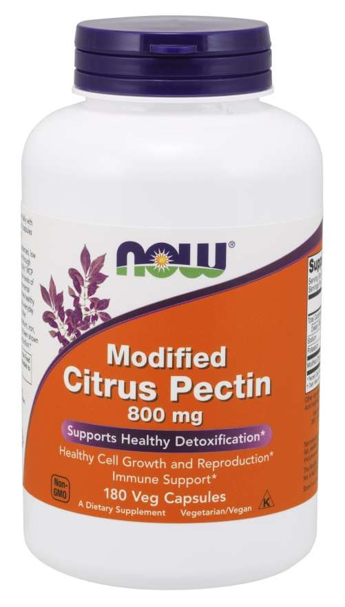 Modified citrus pectin 180 vcaps