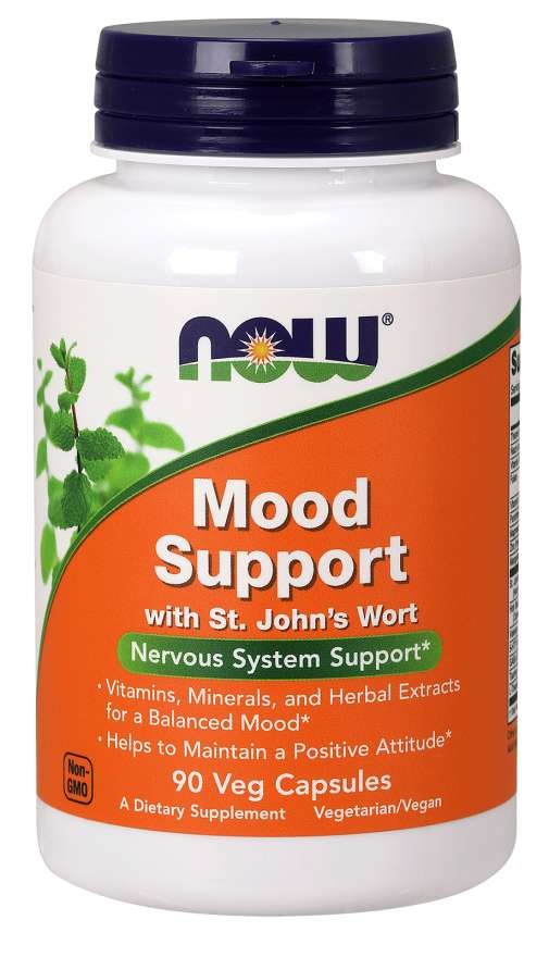Mood Support  90 Veg Capsules with perikum