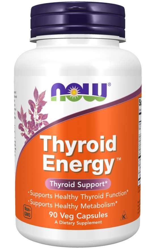 Thyroid Energy™ 90 Veg Capsules