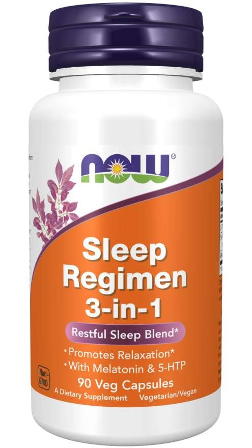 Sleep Regimen 3-in-1 90 vcaps