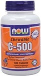 Vitamin C-500 Cherry Chewable - 100 Lozenges