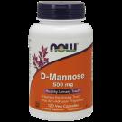 D-Mannose 500 mg 120 caps