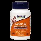 Lutein & Zeaxanthin 25 mg lutein+ 5 mg zeaxanthin 60 sgels