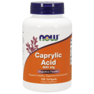 Caprylic Acid 600 mg 100 sgels