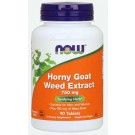 Horny Goat Weed Ext 750 mg 90 tabs