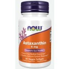 Astaxanthin 4 mg - 60 Veggie Softgels