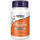 L-Theanine 200 mg double strength 120 vcaps