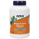 Magnesium malate 1000mg  180 tabs vegetarian