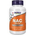 NAC 600 mg 100 Veg Capsules