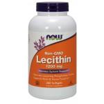 lecithin 200 softgels