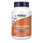 L-Citrulline 750 mg 90 capsules