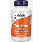 Taurine 500 mg - 100 Caps
