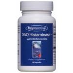 DAO Histaminase with biflavonoids 60 capsules
