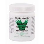 Niacin 30 mg 50 stk